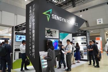 IDE TOKYO ドローンソリューション&技術展 2019 イベントレポート