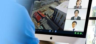 センシンロボティクス、「リアルタイム映像コミュニケーションサービス」の機能拡充を実現し「SENSYN DC」としてリリース