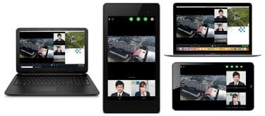センシンロボティクス、ドローンを使ったリアルタイム映像共有サービス 『SENSYN DC』のiOS/Android/Mac OSアプリを提供開始