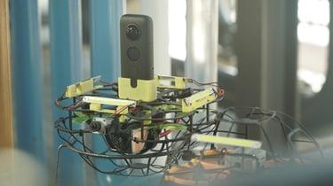 SENSYN ROBOTICS begins offering SENSYN Explorer, a narrow area inspection service