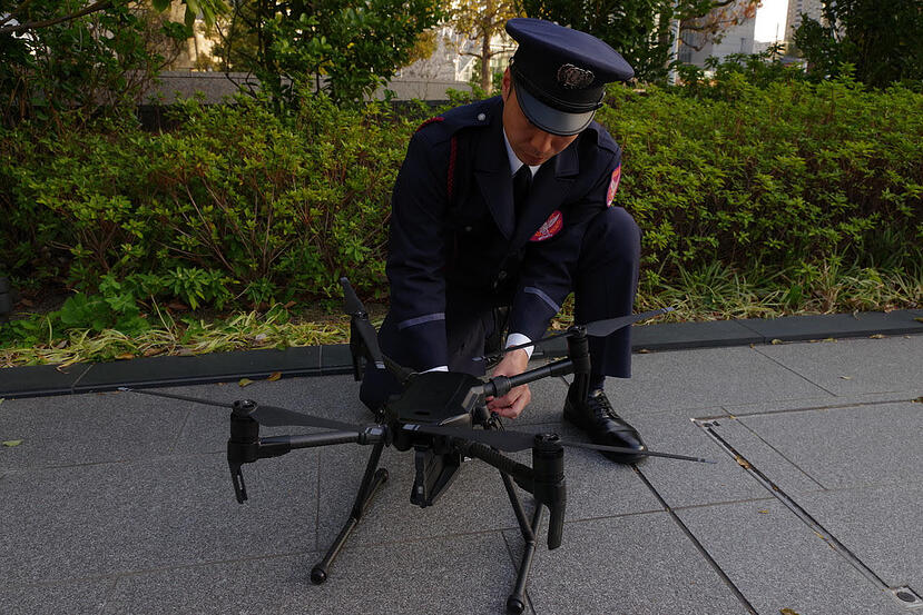 Case Study: Drone Total Solution in Godaitec Co., Ltd.