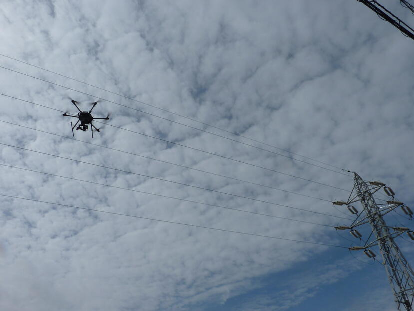 Case Study: Drone Video Communications System in Daitoh Electric Construction