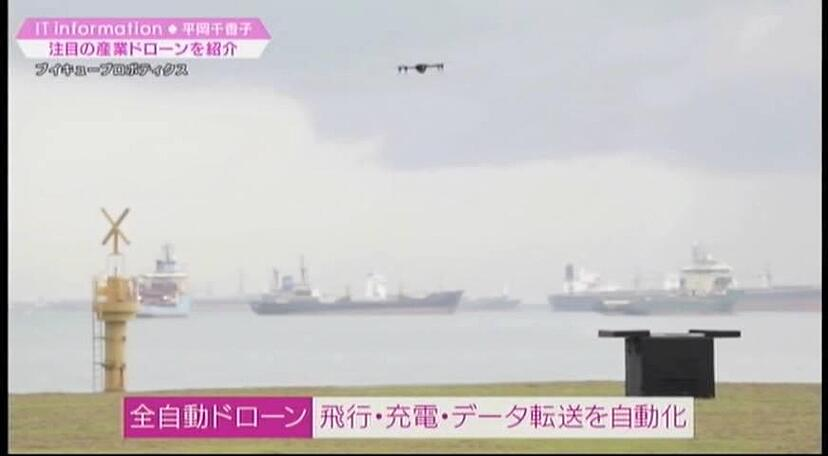 DRONEBOXを紹介していただきました!