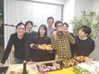 オフィスで新年会&1月3名join!歓迎会☆彡