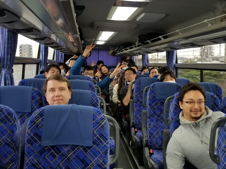新春全社合宿
