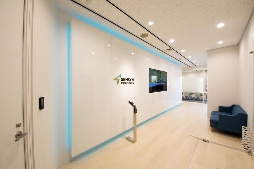 センシンロボティクス、本社移転のお知らせ ー 先進性をイメージした新オフィスをオープン ー