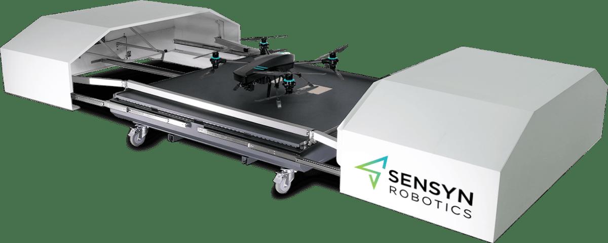 SENSYN Drone Hub