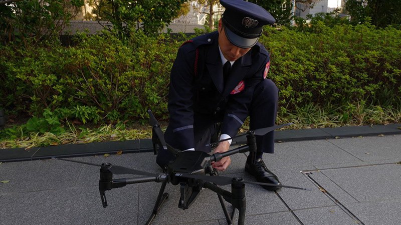 Implementation Case Study: Drone Total Solution in Godaitec Co., Ltd.